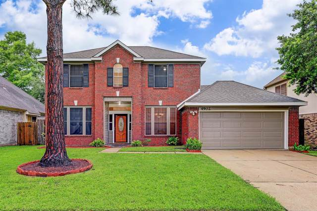4902 Heritage Plains Drive, Friendswood, TX 77546 (MLS #92534195) :: Caskey Realty