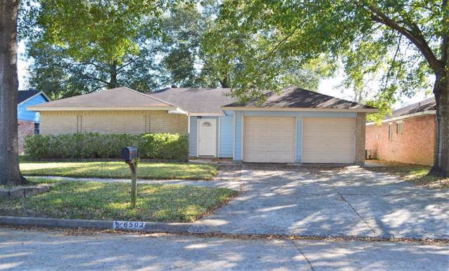 6502 Lynngate Drive, Spring, TX 77373 (MLS #92540171) :: Bay Area Elite Properties