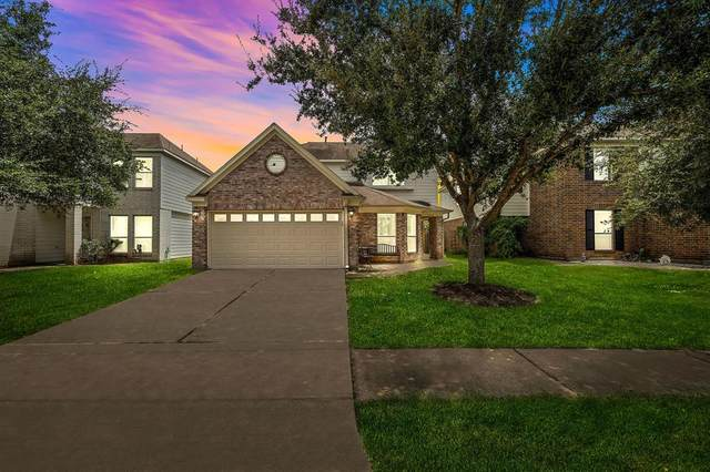 5018 Lamppost Hill Court, Katy, TX 77449 (MLS #92558100) :: The Home Branch