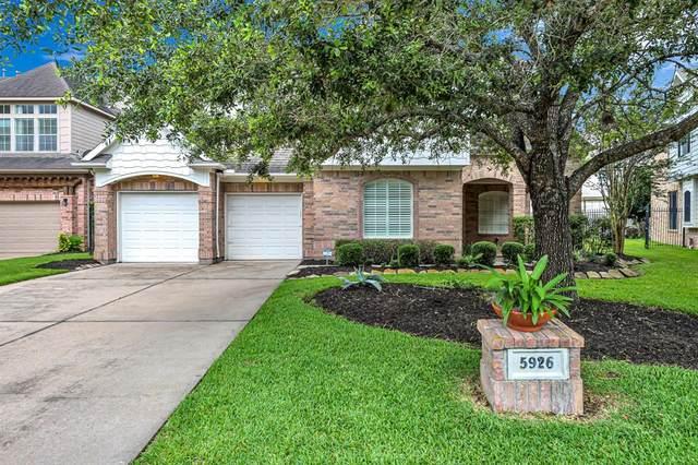 5926 Garden Hills Drive, Sugar Land, TX 77479 (MLS #92560327) :: The SOLD by George Team