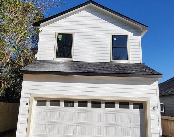 6510 Cohn Street, Houston, TX 77091 (MLS #92576441) :: Ellison Real Estate Team