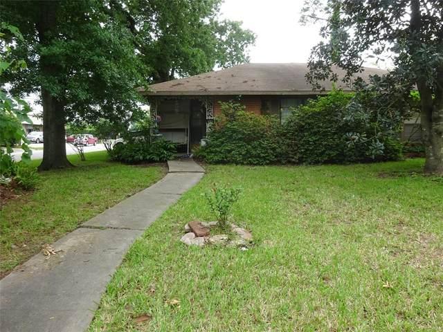 2103 Brimberry Street, Houston, TX 77018 (MLS #92576528) :: The Heyl Group at Keller Williams