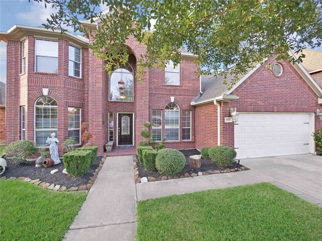 2435 Kinsdale Avenue, Dickinson, TX 77539 (MLS #92584628) :: The SOLD by George Team