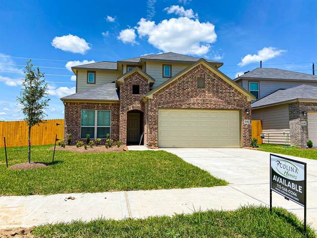 7242 Victorville Drive, Rosharon, TX 77583 (MLS #92589017) :: The Queen Team