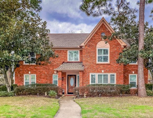 15838 Lake Lodge Drive, Houston, TX 77062 (MLS #92632816) :: Caskey Realty
