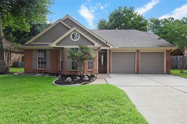2611 Eagle Nest Lane, Humble, TX 77396 (MLS #92634618) :: The SOLD by George Team