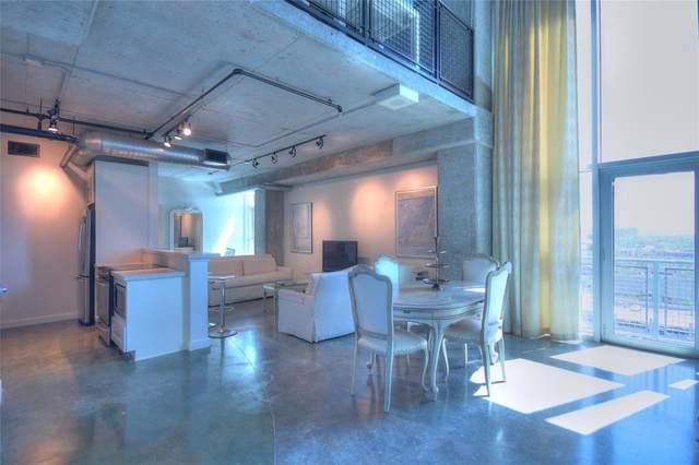 2000 Bagby Street #13423, Houston, TX 77002 (MLS #92640078) :: Green Residential