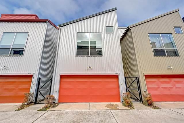 2954 Commerce Street, Houston, TX 77003 (MLS #92659927) :: Keller Williams Realty