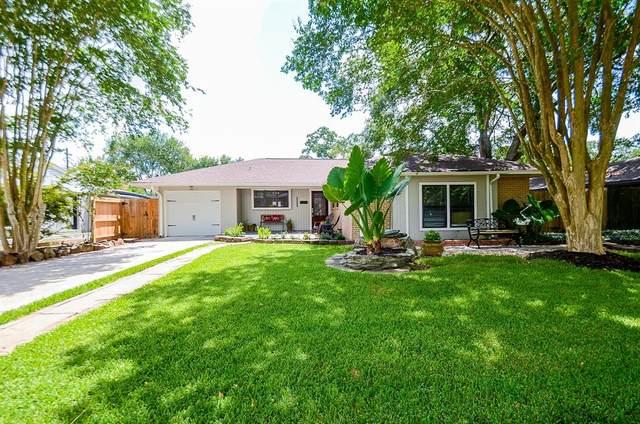 10707 Burdine Street, Houston, TX 77096 (MLS #92663723) :: Lerner Realty Solutions