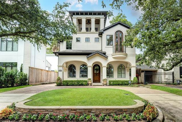 2065 Brentwood Drive, Houston, TX 77019 (MLS #92664192) :: The Freund Group