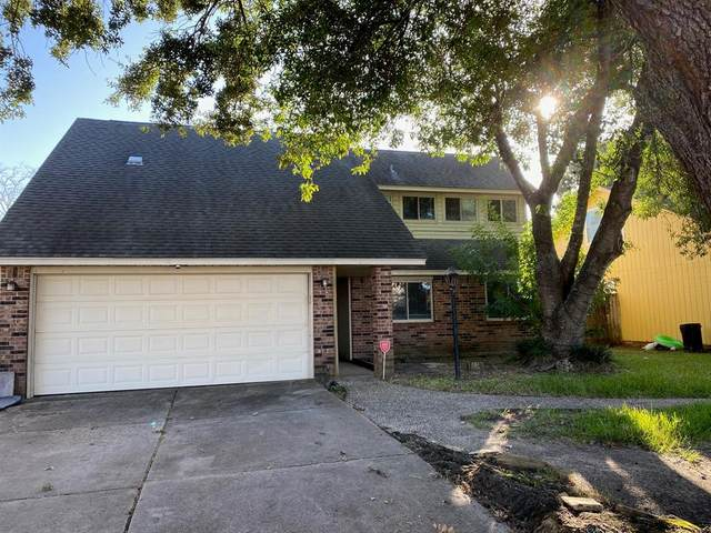 4815 Big Reef Drive, Bacliff, TX 77518 (MLS #9266672) :: The Home Branch