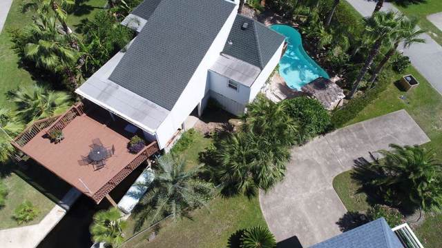 16550 Tortuga Way, Jamaica Beach, TX 77554 (MLS #92678088) :: Texas Home Shop Realty