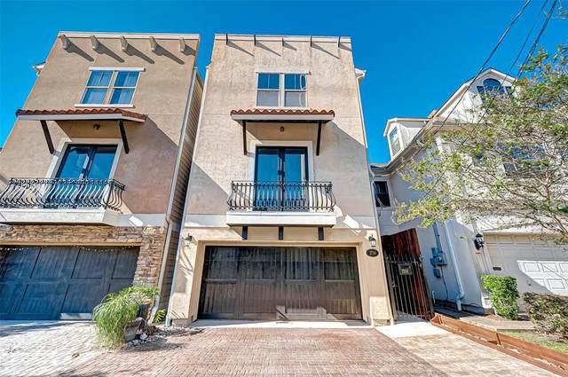1714 Dunlavy Street, Houston, TX 77006 (MLS #92716080) :: The Parodi Team at Realty Associates