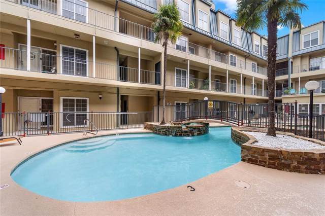 921 Marine Drive #302, Galveston, TX 77550 (MLS #92725278) :: The Bly Team