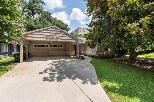 4010 Whitman Street, Houston, TX 77027 (#92727761) :: ORO Realty