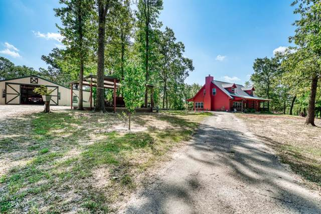 2413 County Road 115, Centerville, TX 75833 (MLS #92729272) :: The Bly Team