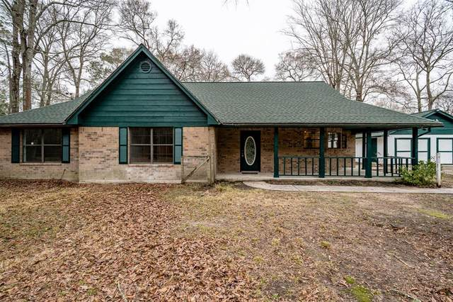 201 May Cox Road, Cleveland, TX 77328 (MLS #92734819) :: The Bly Team