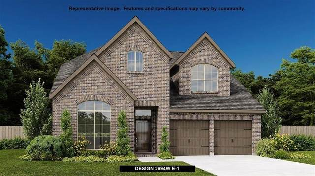 12102 Woodnote Lane, Humble, TX 77346 (MLS #92742583) :: The Bly Team