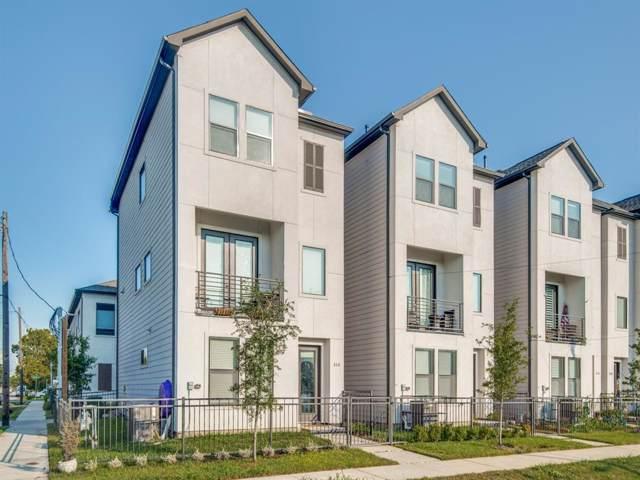314 Palmer Street, Houston, TX 77003 (MLS #9274802) :: Keller Williams Realty