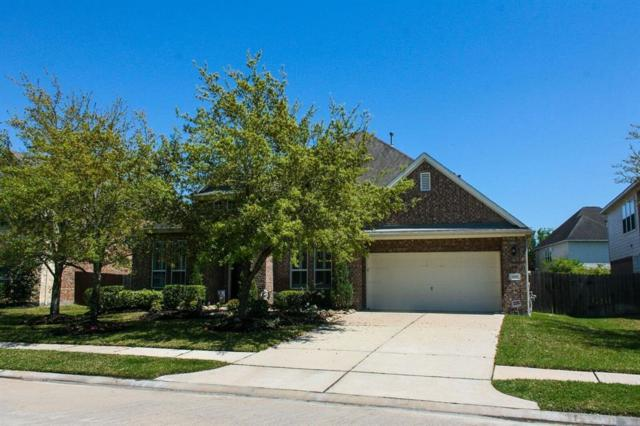 3101 Decker Field Lane, Pearland, TX 77584 (MLS #92760972) :: The SOLD by George Team