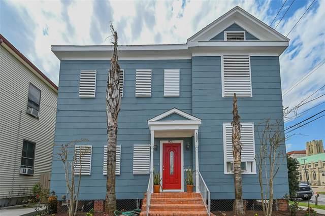 801 24th Street, Galveston, TX 77550 (MLS #92761886) :: Texas Home Shop Realty