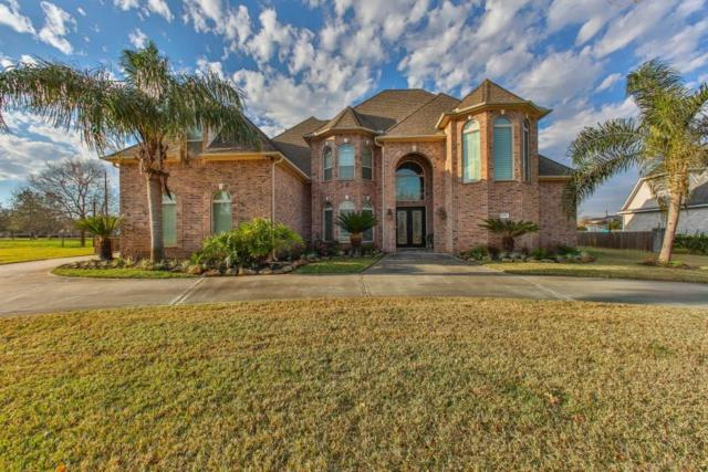 4818 Raintree Drive, Missouri City, TX 77459 (MLS #92770083) :: The Sansone Group