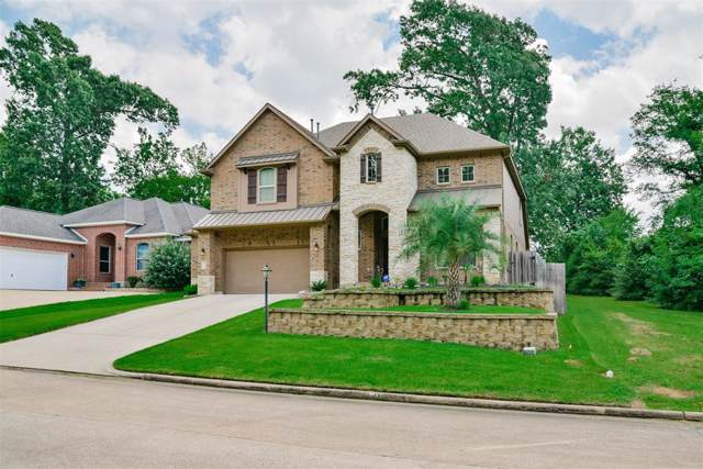 217 Blue Hill Drive, Montgomery, TX 77356 (MLS #92772103) :: The SOLD by George Team