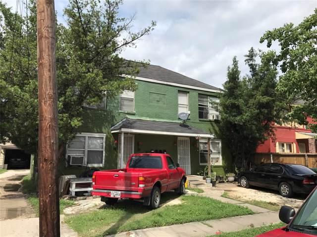 5621 Eskridge Street, Houston, TX 77023 (MLS #9277837) :: NewHomePrograms.com LLC