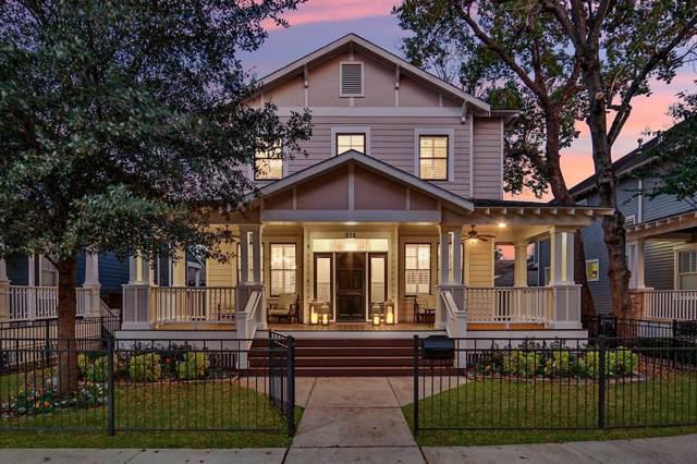 824 Ashland Street, Houston, TX 77007 (MLS #92778527) :: Texas Home Shop Realty