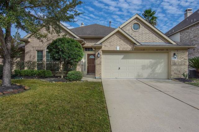 15926 Maplewick Drive, Tomball, TX 77377 (MLS #92787291) :: The SOLD by George Team