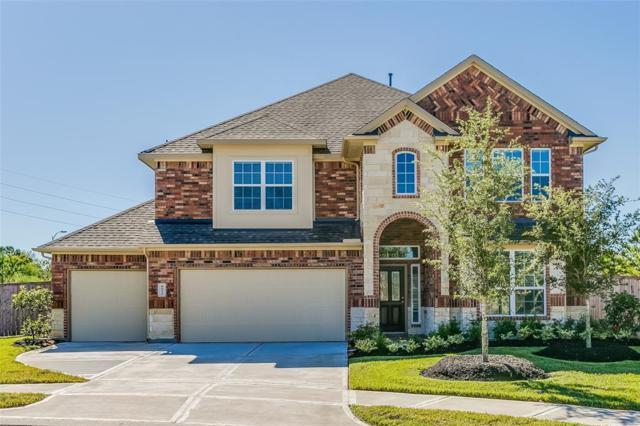 8022 Mesquite Hill Lane, Richmond, TX 77469 (MLS #92788098) :: The Sansone Group