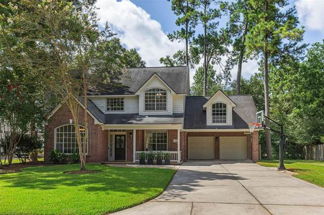 142 S Cochrans Green Circle, The Woodlands, TX 77381 (MLS #92794960) :: The Sansone Group