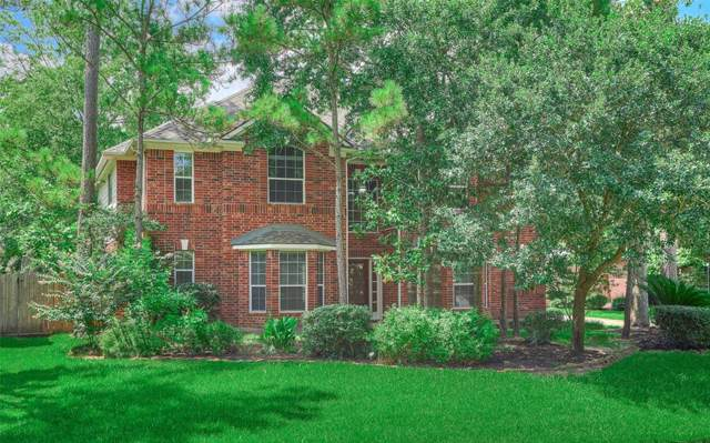 99 W Laurelhurst Circle, The Woodlands, TX 77382 (MLS #92796395) :: The Bly Team