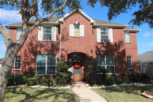 2709 Pebble Creek Drive, Pearland, TX 77581 (MLS #9279754) :: Christy Buck Team