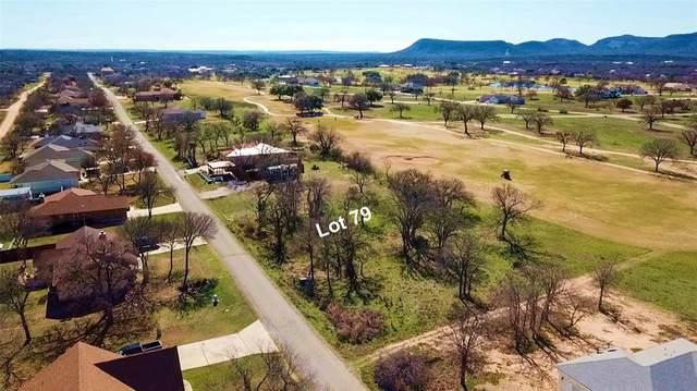 Lot 79 Chesterfield Drive, Kingsland, TX 78639 (MLS #92806926) :: Giorgi Real Estate Group