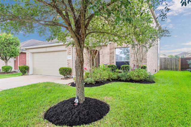 13105 Trail Manor Drive, Pearland, TX 77584 (MLS #92809860) :: Christy Buck Team