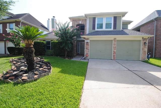 5611 W Vistaglen Loop, Houston, TX 77084 (MLS #92813112) :: The Lugo Group