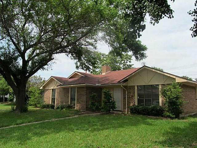 2721 Green Oaks Drive, Garland, TX 75040 (MLS #92819054) :: Ellison Real Estate Team