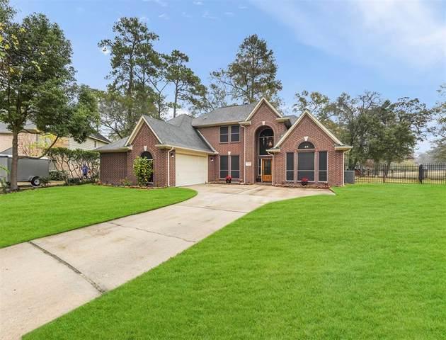 8139 17th Green Drive, Humble, TX 77346 (MLS #92822221) :: Ellison Real Estate Team