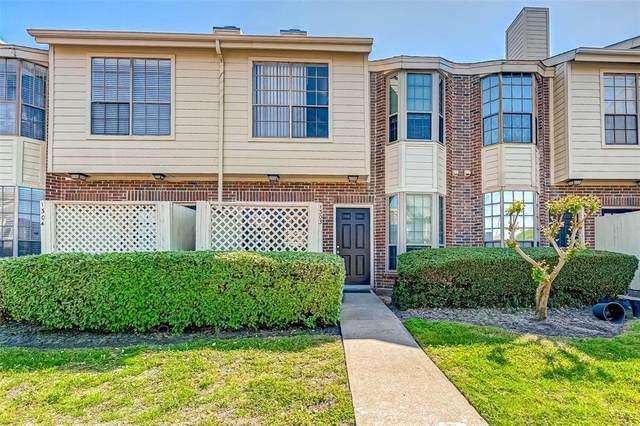 2121 El Paseo Street #1303, Houston, TX 77054 (MLS #92823043) :: Giorgi Real Estate Group