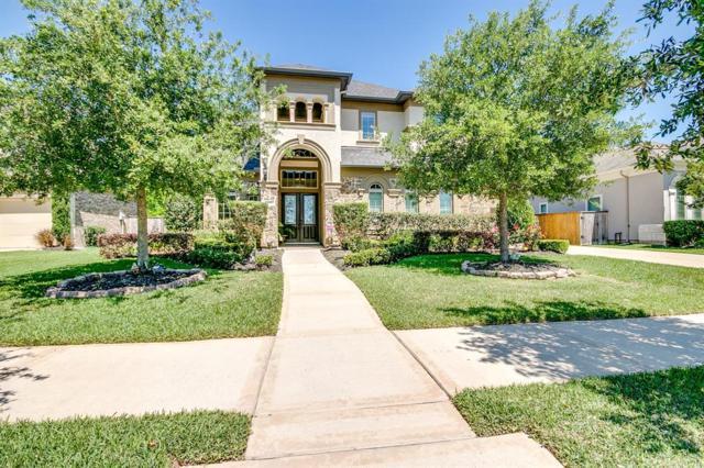 19 Ardea Way Drive, Missouri City, TX 77459 (MLS #9283016) :: Magnolia Realty