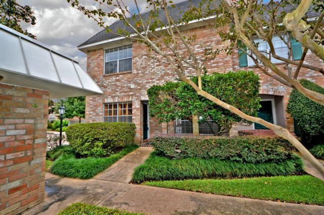 2226 S Piney Point Road #101, Houston, TX 77063 (MLS #92832040) :: Krueger Real Estate