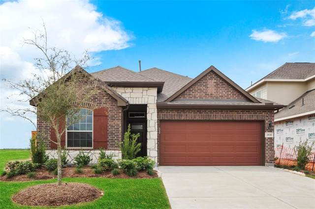 4927 Hitchings Drive, Iowa Colony, TX 77583 (MLS #92845413) :: The Queen Team