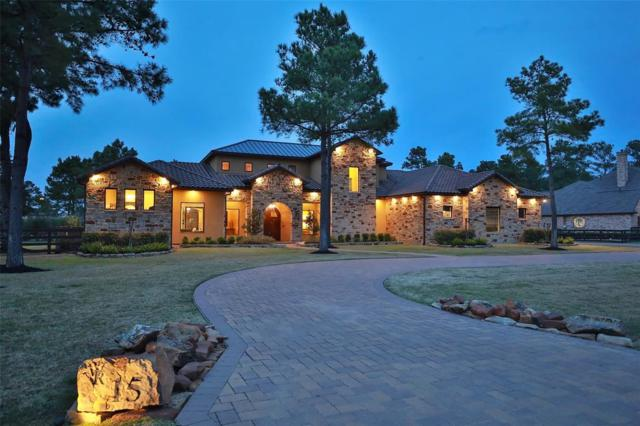 15 Royal King Road, Tomball, TX 77377 (MLS #92847658) :: Giorgi Real Estate Group