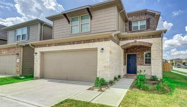 15906 Smithland Drive, Houston, TX 77084 (MLS #92850072) :: The SOLD by George Team