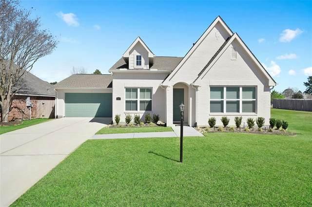 231 Hampton Glen Road, Montgomery, TX 77356 (MLS #92853058) :: Michele Harmon Team