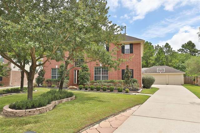 20706 Pinebrook Hollow Lane, Spring, TX 77379 (MLS #92861818) :: The Queen Team