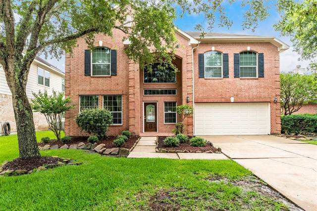 3008 Meadow Bay Drive, Dickinson, TX 77539 (MLS #92862614) :: The SOLD by George Team