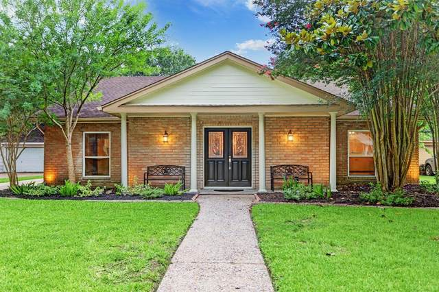 15905 Lakeview Drive, Jersey Village, TX 77040 (#92867817) :: ORO Realty