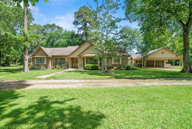 8702 Shadow Lane, Magnolia, TX 77354 (MLS #92903910) :: Texas Home Shop Realty